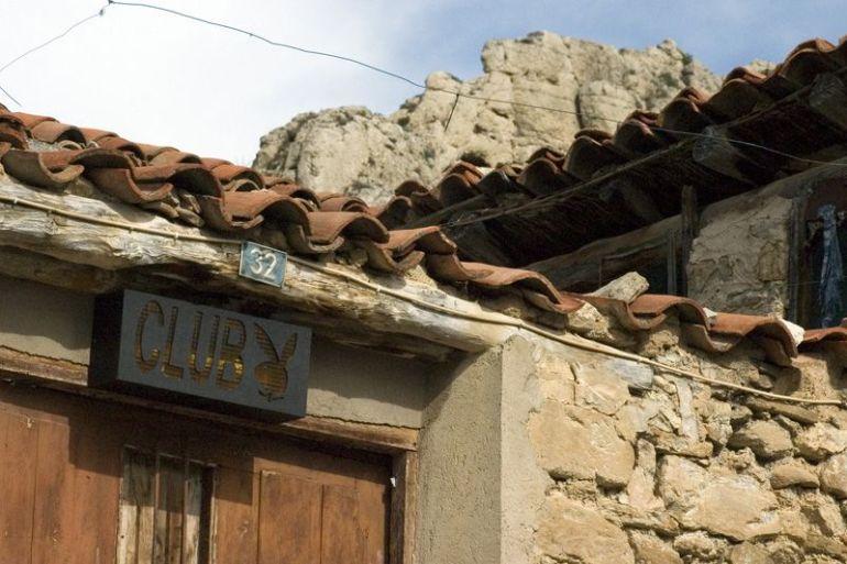 Aliaga (Teruel). Abril 2006