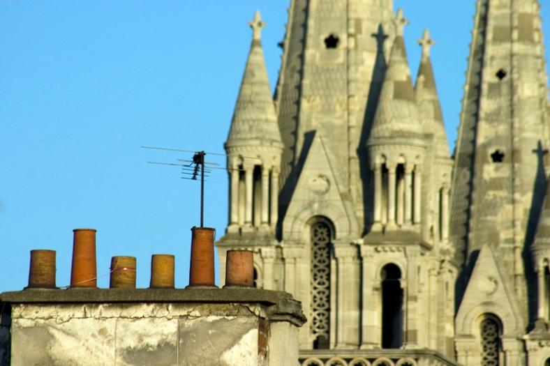 Saint Ambroise, París. Julio 2007