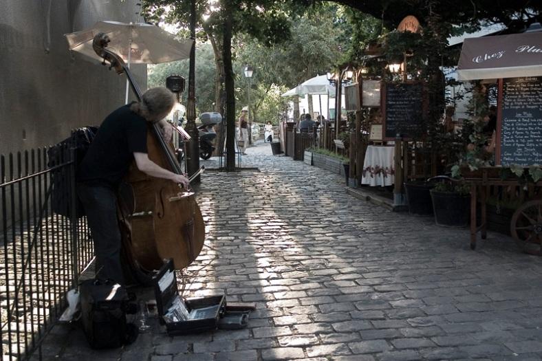 Montmatre, París. Julio 2006