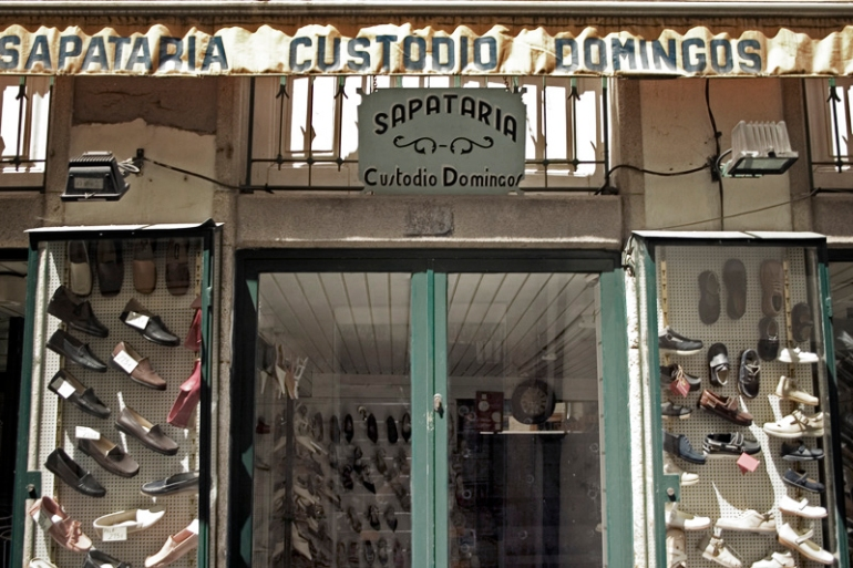 Viseu (Portugal). Agosto 2006