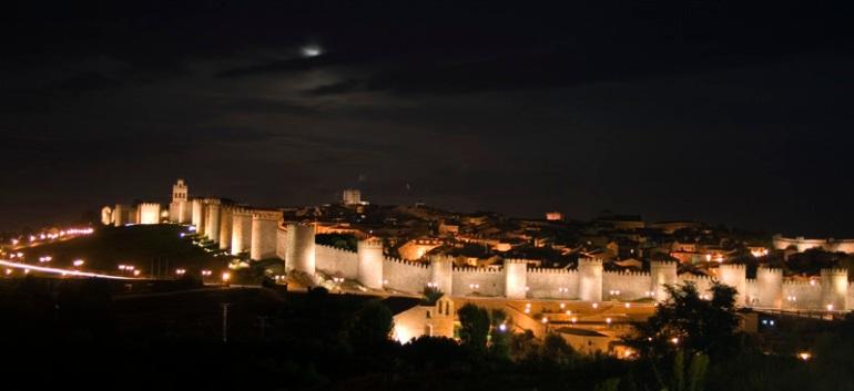 Ávila. Septiembre 2006