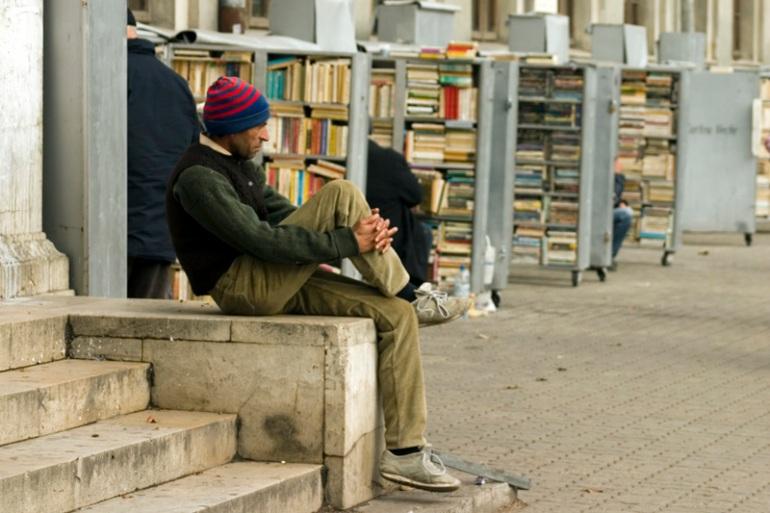 Bucarest (Rumanía). Noviembre 2006