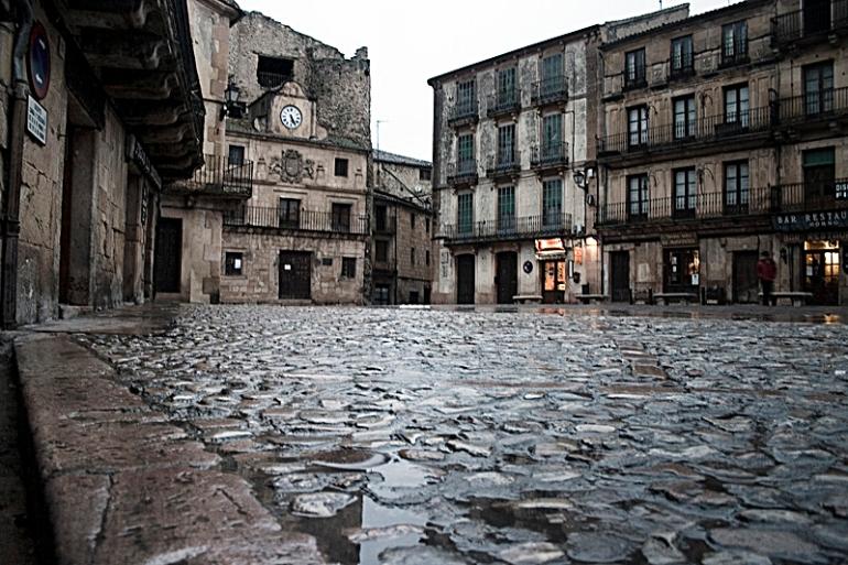 Sepúlveda (Segovia). Diciembre 2006