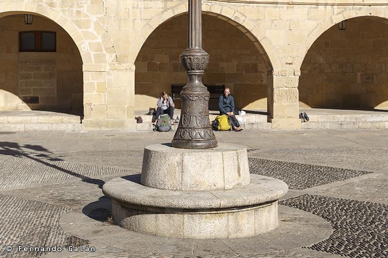 Santo Domingo de La Calzada (La Rioja). Noviembre 2013