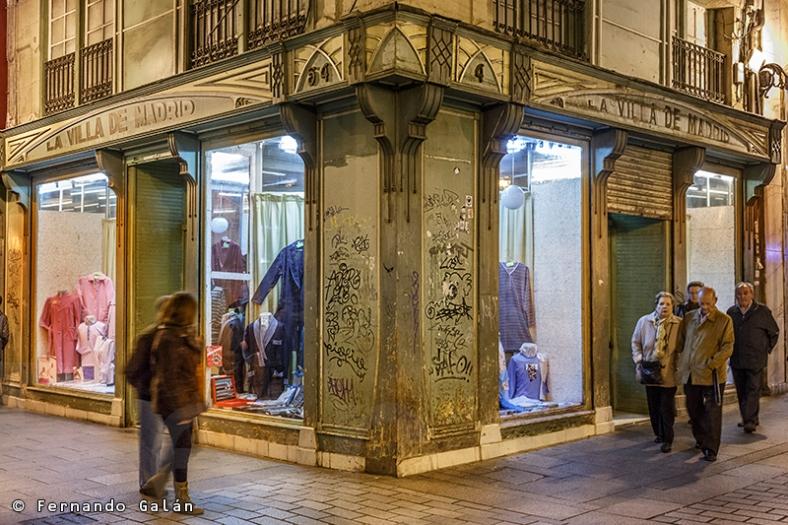 Logroño (La Rioja). Noviembre 2013