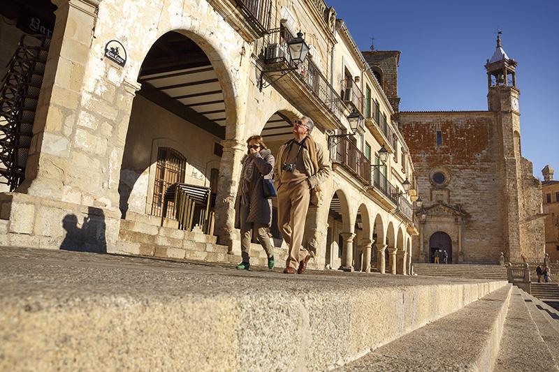 Trujjillo (Cáceres). Diciembre 2013