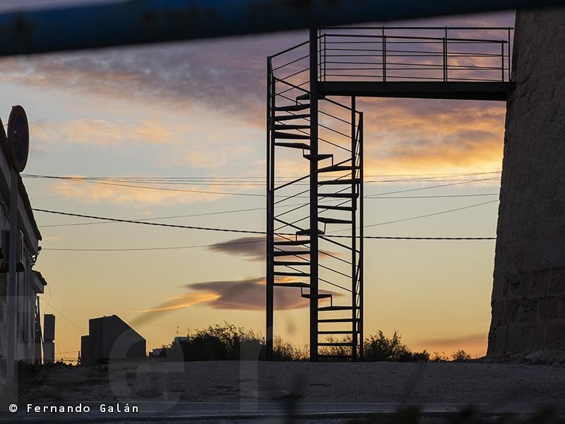 El Campello (Alicante). Enero 2013