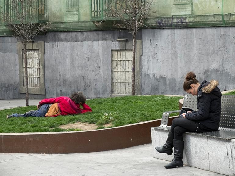 Madrid. Febrero 2014