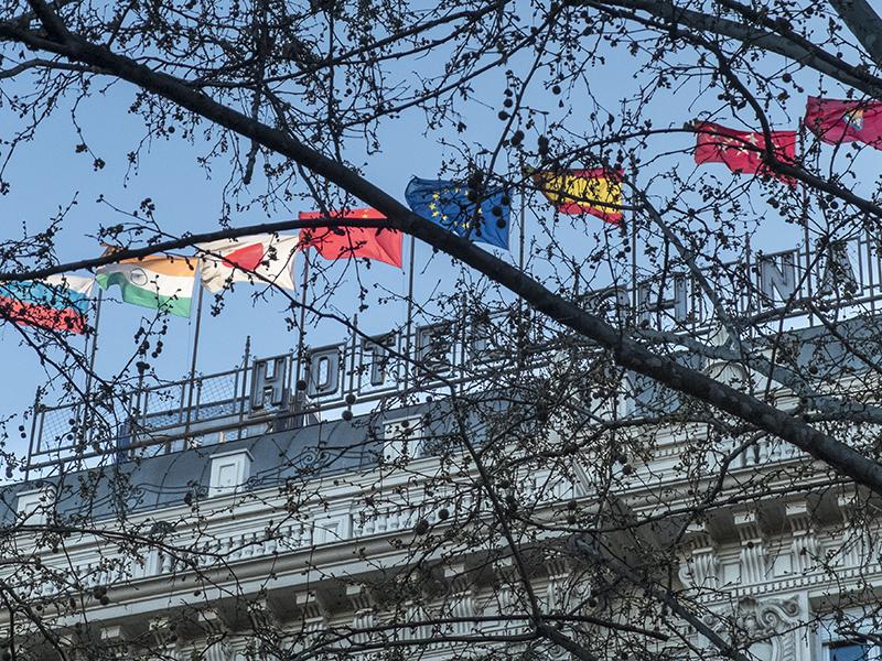 Madrid. Marzo 2014