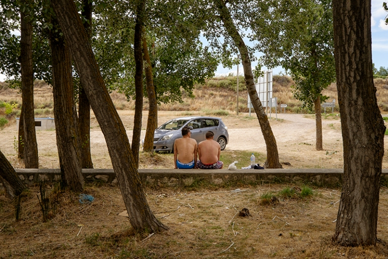 La Aldehuela (Madrid). Julio 2014
