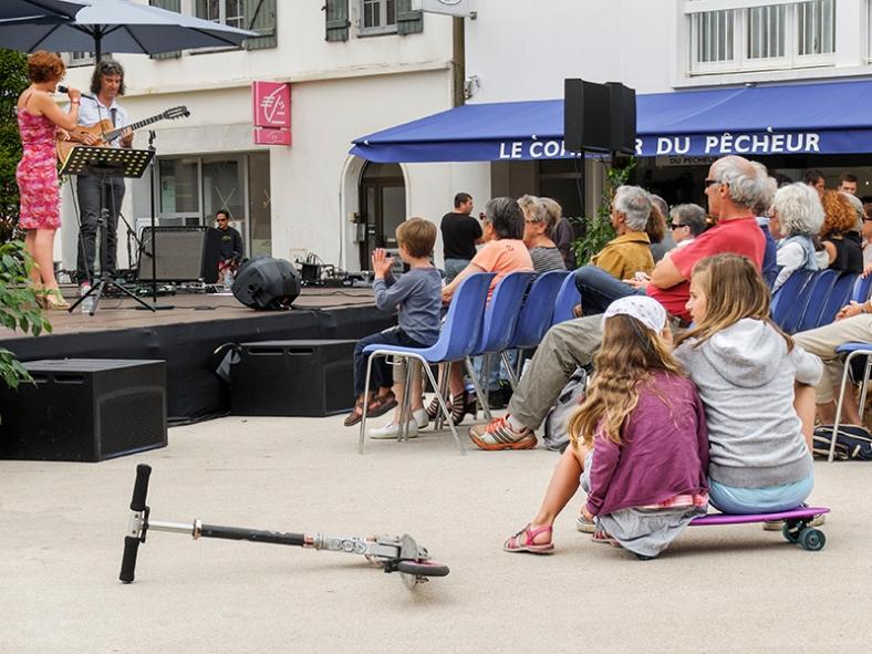 Capbreton (Francia). Agosto 2014