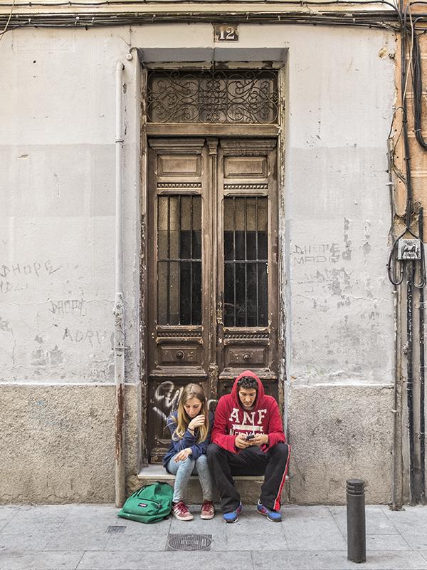 Madrid. Octubre 2014